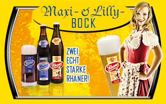 Teaser Maxi- & Lilly Bock